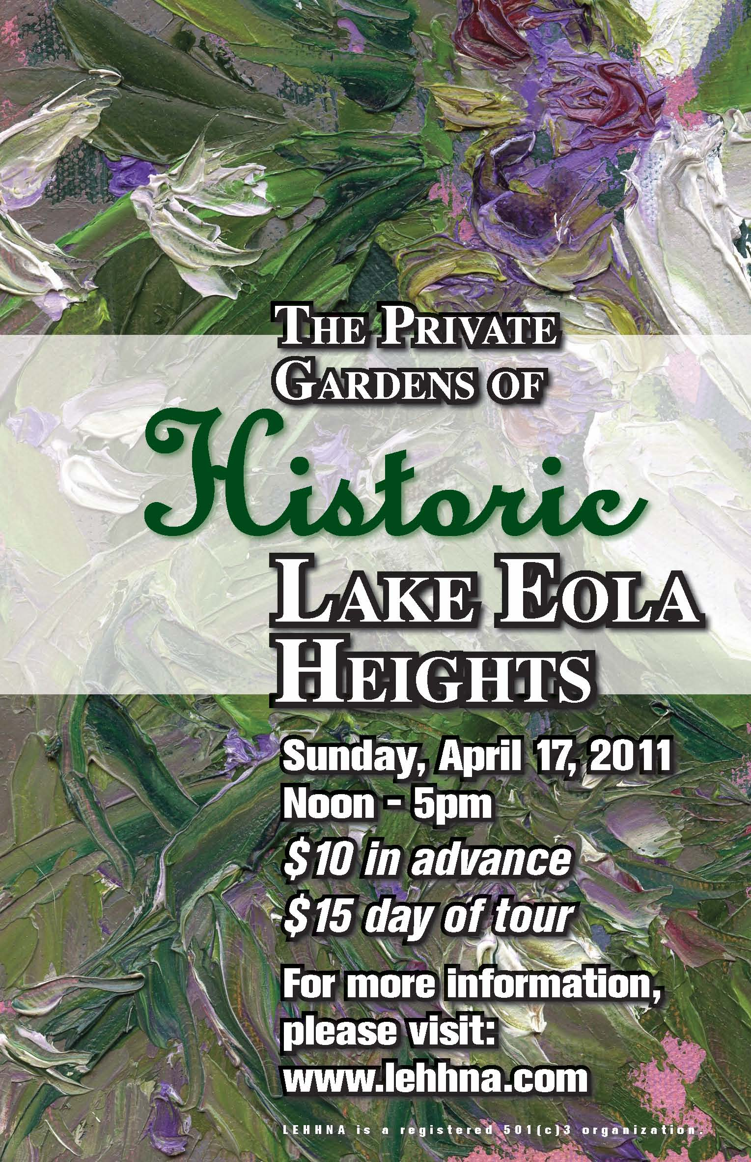 Garden Tour Fifty Shades Of Green: Lake Eola Heights Garden Tour Is This Sunday!