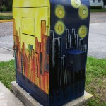 Artist: Barbara Nieves. Location: Amelia & Highland