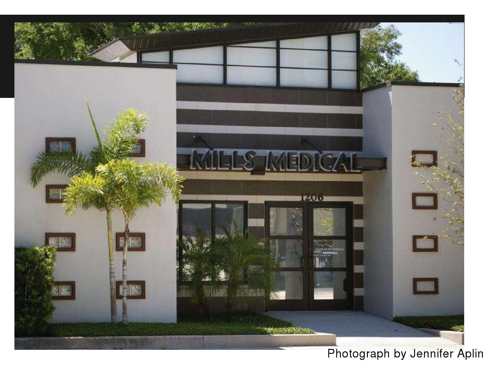 Mills Medical, 1206 N. Mills