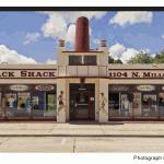 Track Shack, 1104 N. Mills