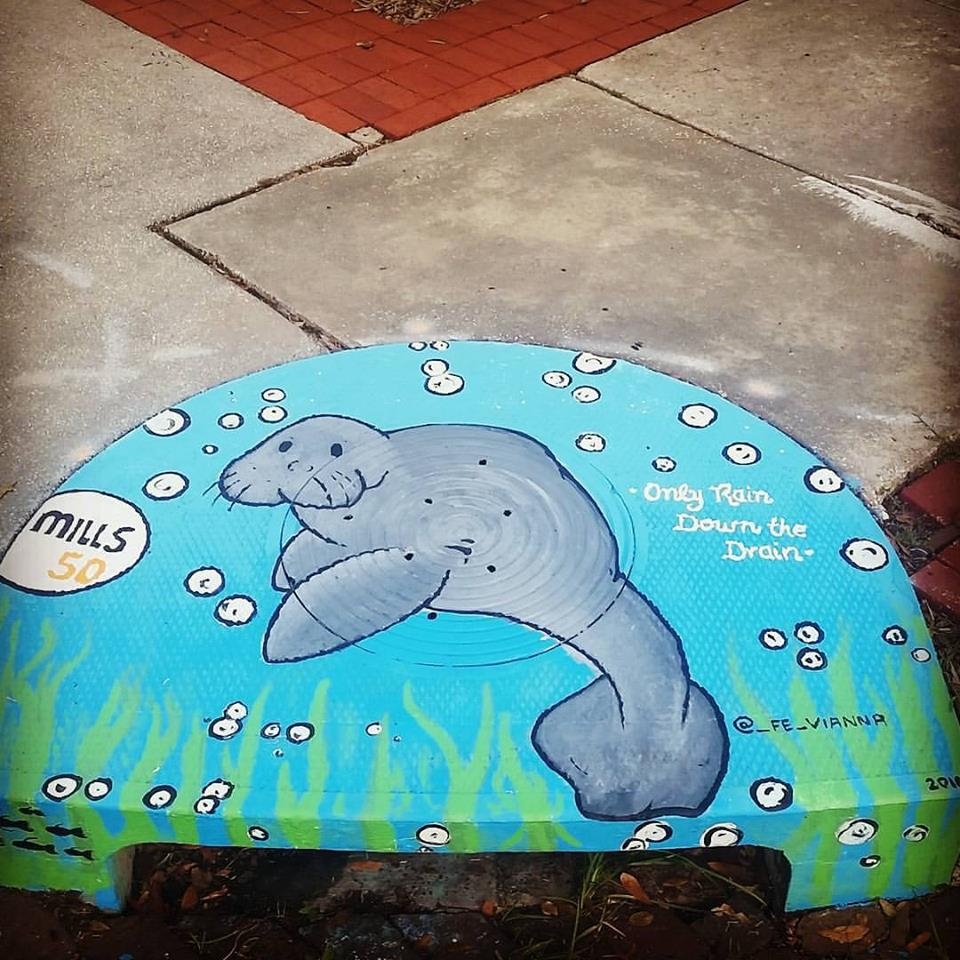 Artist: Fernanda Vianna. Location: Shine at Illinois.