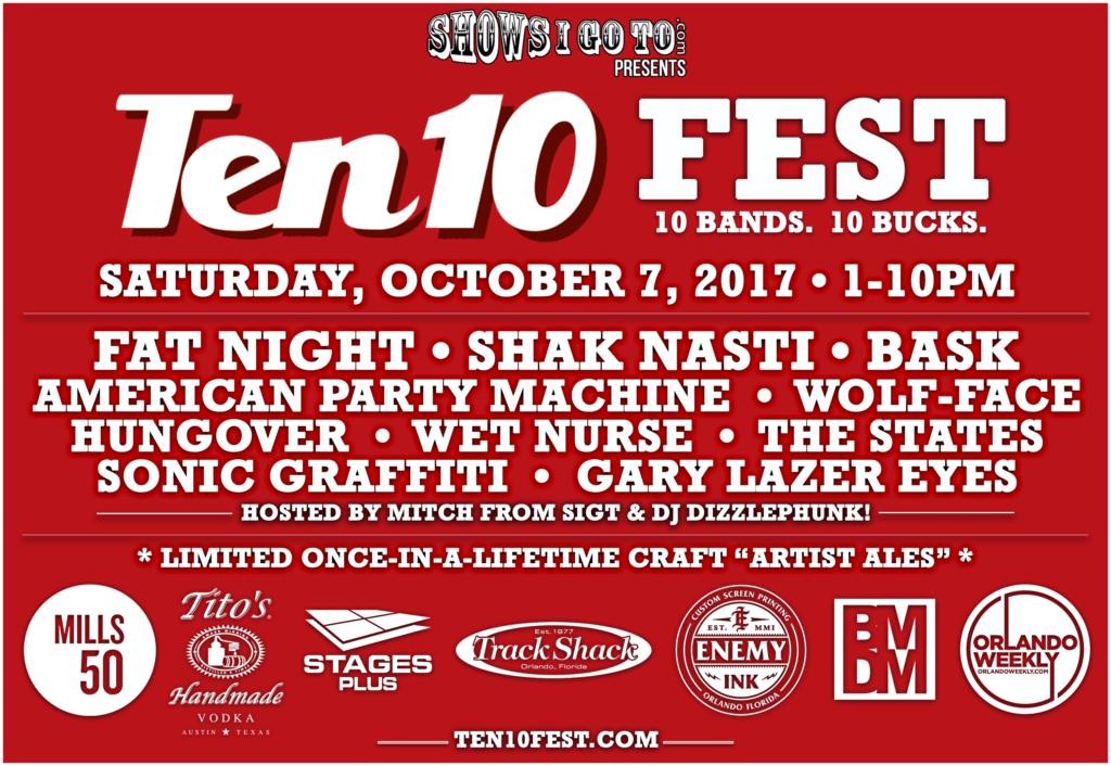 Ten 10 Fest