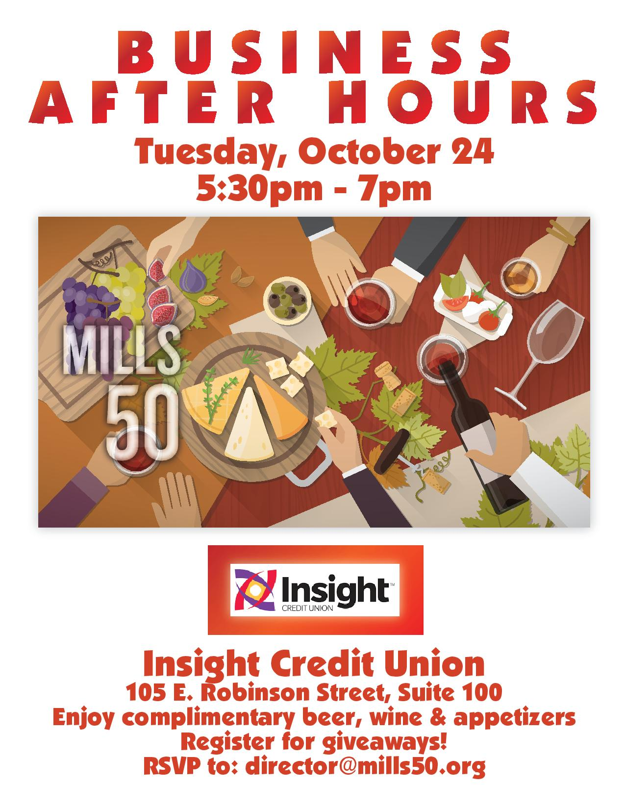 business after hours october 2017